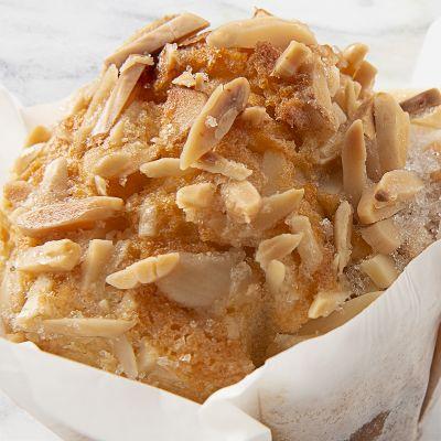 Muffin de almendras