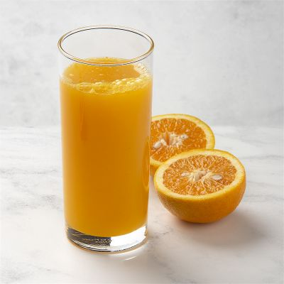 Zumo de naranja natural grande